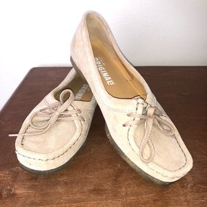 Clark's Originals Wallabee Loafers Wmns Size 7.5
